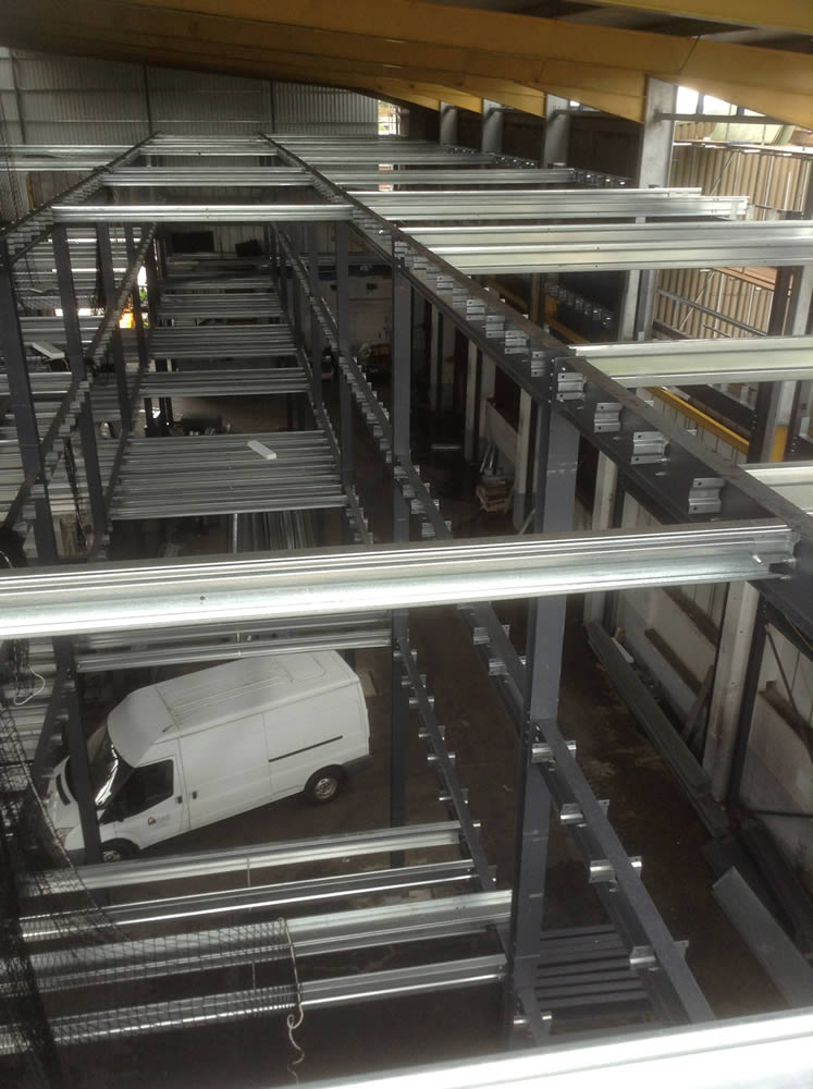 Mezzanine Floors Services : Mezzanine floors sas special projects
